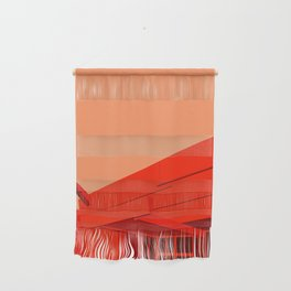 [INDEPENDENT] POST OFFICE - JEAN FRANÇOIS ZEVACO Wall Hanging