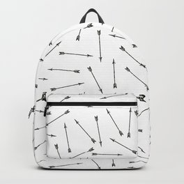 Arrow vintage pattern Backpack