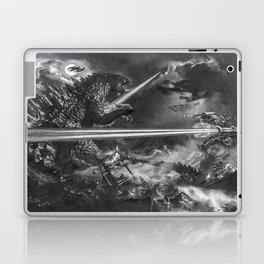 Godzilla versus Earth's Mightiest Heroes - - By Julio Lucas Laptop & iPad Skin