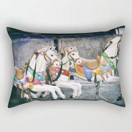 Carousel Three Rectangular Pillow