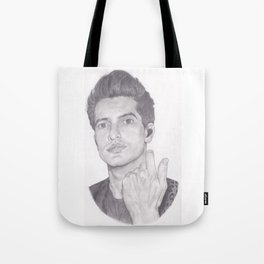 brendon urie (without background) Tote Bag