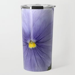 Pansy Mauve Travel Mug