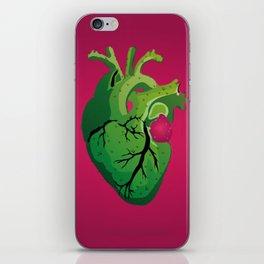 Corazón de Nopal | Cactus Heart iPhone Skin