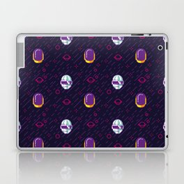 Daft Punk Pattern Laptop & iPad Skin