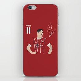 James Rodriguez - Bayern Munchen iPhone Skin