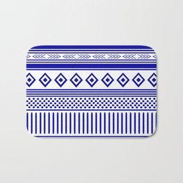 Pattern 4 Bath Mat