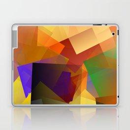 The dark dot Laptop & iPad Skin