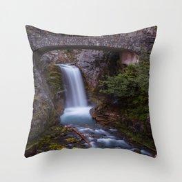 Beautiful Christine Throw Pillow