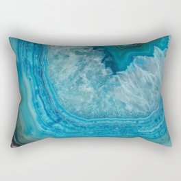 Agate Rectangular Pillow