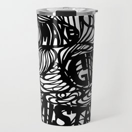 Make Dope Mistakes Travel Mug