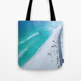 Ocean road paradise Tote Bag