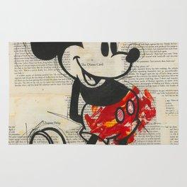 Old Mickey Rug