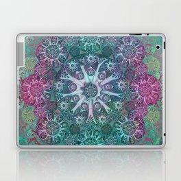 """Mint & Rose Mandala (pattern)"" Laptop & iPad Skin"