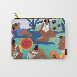 Fruity Bay Carry-All Pouch