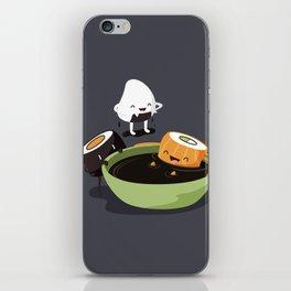 Sushi Bath iPhone Skin