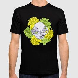 Persian Kitty Skull T-shirt