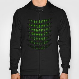Binary Code Inside Hoody