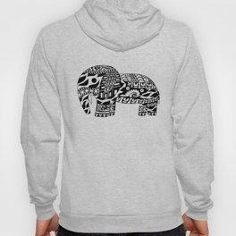 Elephant Ecopet Hoody