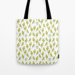 Silly Bird Tote Bag