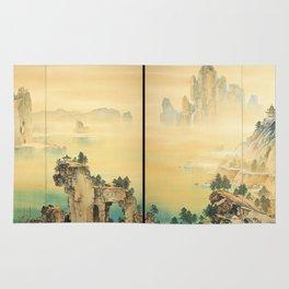 Good Omen - Yamamoto Shunkyo Rug