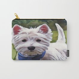 The West Highland Terrier Carry-All Pouch