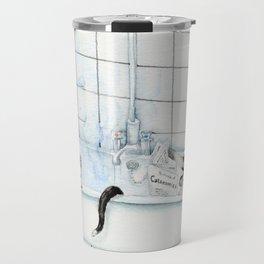 DO NOT DISTURB 2 Travel Mug