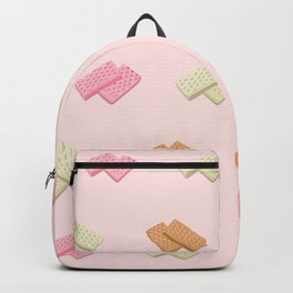 Wafers in Your Face Backpack