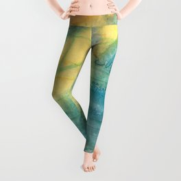 Unity - 22 Watercolor Painting Leggings