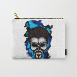 Fast Love style Errorface skull Carry-All Pouch