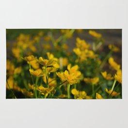 Marsh Marigold Rug