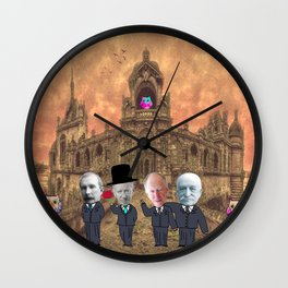 Rothschild & Rathskeller-476 Wall Clock
