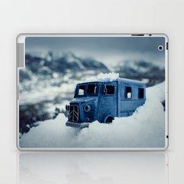 Little Cars, Big Planet (Winter) Laptop & iPad Skin