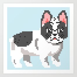 Small Dog #10 Art Print