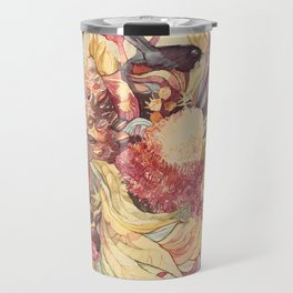Wild Bouquet Travel Mug