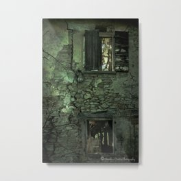 Ghost Town in Italy Metal Print