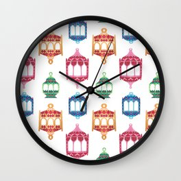 Fanous Wall Clock