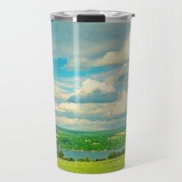 Seneca Lake Wine Road Travel Mug