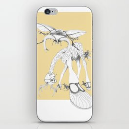 Weird & Wonderful: What bugs you? iPhone Skin