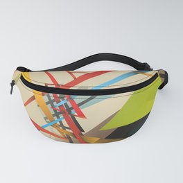 Sanity is Madness Fanny Pack
