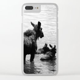 A Protective Mom Clear iPhone Case