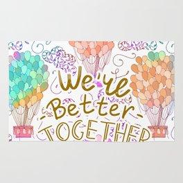 Better Together Rug