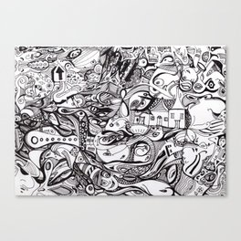 Wonderland by Valentina Rota Canvas Print