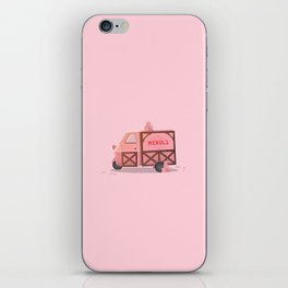 Mendl's Van iPhone Skin