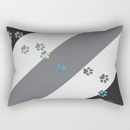 Wanderings of a Pet Rectangular Pillow