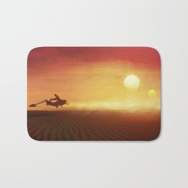 TATOOINE Bath Mat