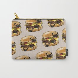 Pugs Burger Carry-All Pouch