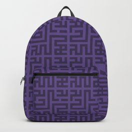 Snake Very Violet Backpack