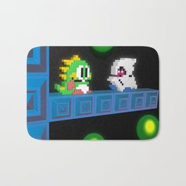 Inside Bubble Bobble Bath Mat