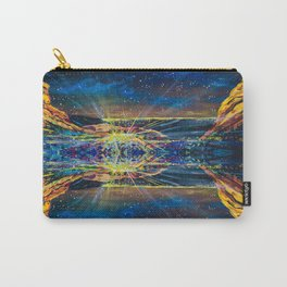 Concert at Red Rocks Painting  Carry-All Pouch