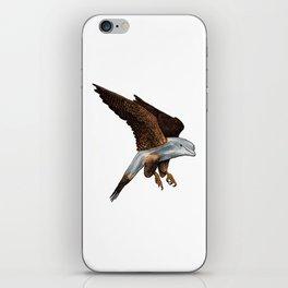 Peregrine Dolphin iPhone Skin